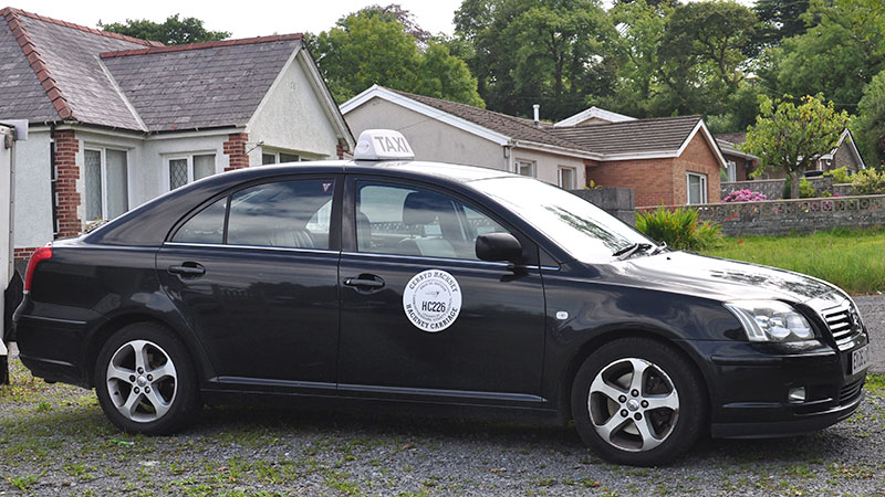 Car Hire Carmarthen